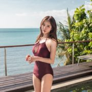Korean-Fashion-Lee-A-Yoon-Sexy-With-Swimsuit-Truepic.Net