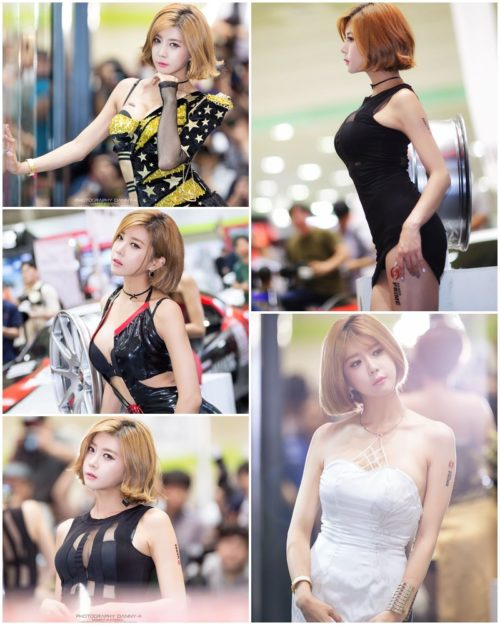 Heo Yoon Mi - Korean Racing model Seoul Auto Salon 2015 - TruePic.net