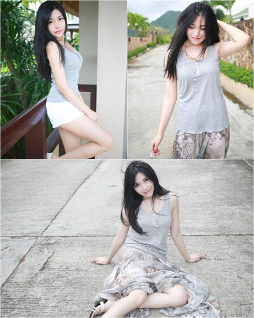 HuaYan Vol.054 Sabrina model – Xu Nuo (许诺), Truepic.net