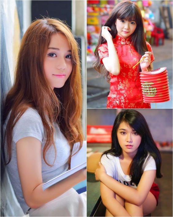 Vietnamese pretty girls - Best cute girl collection 2019 #2 - TruePic.net