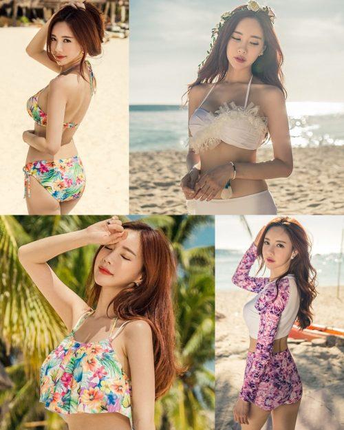 Korean model - Hyemi - Many Bikini set #2 - 191218 - TruePic.net