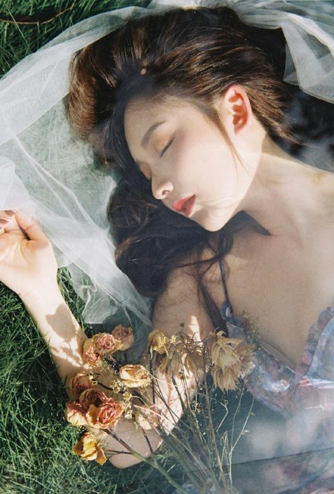 Gallery - Chinese model - Beautiful flowers and Bride - Photo by 金 大 柒 (5)