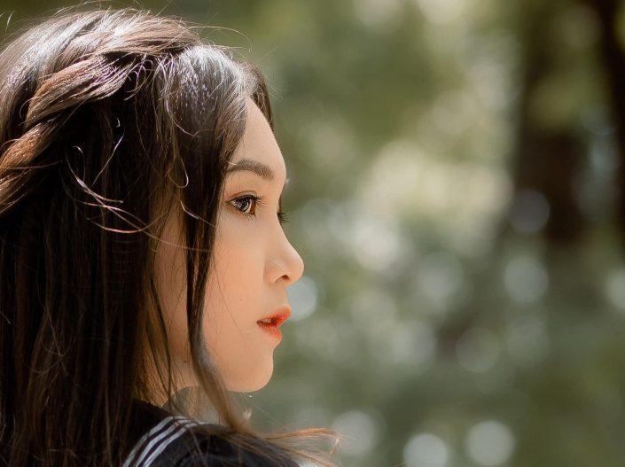 Gallery - Vietnamese cute model - Nguyen Yen Nhi - Cosplay Japanese School Girl Student (4)