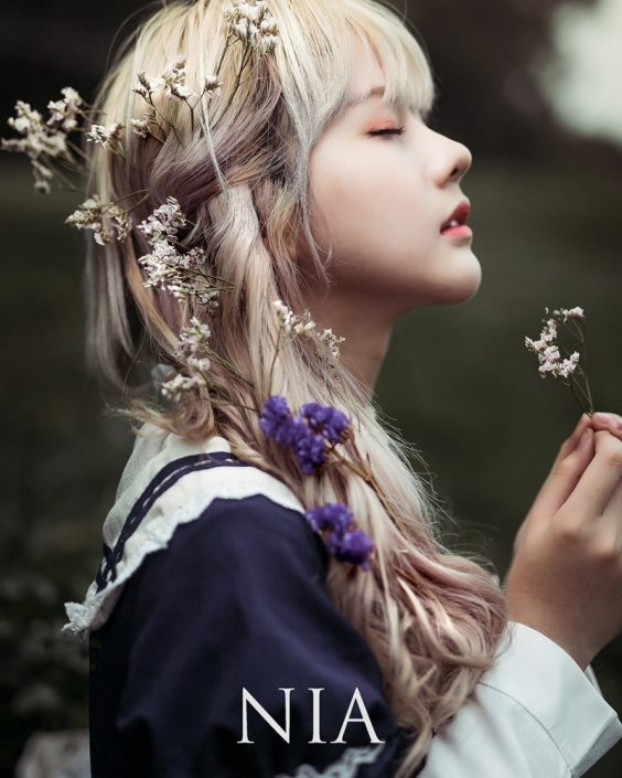 Thailand model - บวรรัตน์ มณีรัตน์ (Nia) - Lost in wonderland
