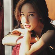 Thailand model - Arys Nam-in (Arysiacara) - Black Rose feeling the sun