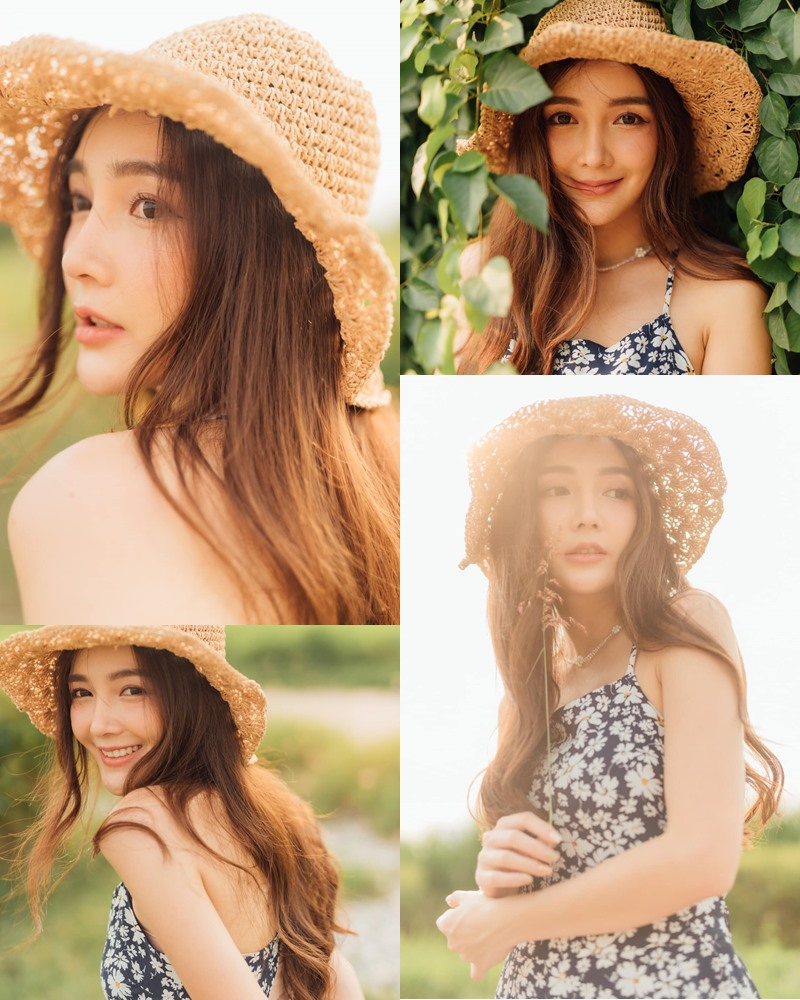 Thailand model - Rossarin Klinhom - Forever 27 years old (Beautiful youth)