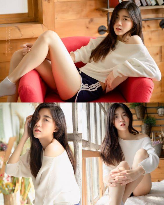 Thailand model Sasi Ngiunwan - Hello a new beautiful day - Photo by Jassada Noom Chumporn