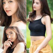 Thailand pretty girl Aintoaon Nantawong - The pure beauty of an angel