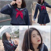 Hot girl Thailand Purewarin Kosiriwalanon - Cosplay Little Playful School Girl