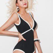 Korean fashion model - Park Jeong Yoon - Lemere Monokini