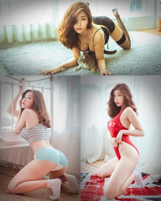 Korean-model-Oh-Haru-Sexy-Indoor-Photoshoot-Collection-TruePic.net
