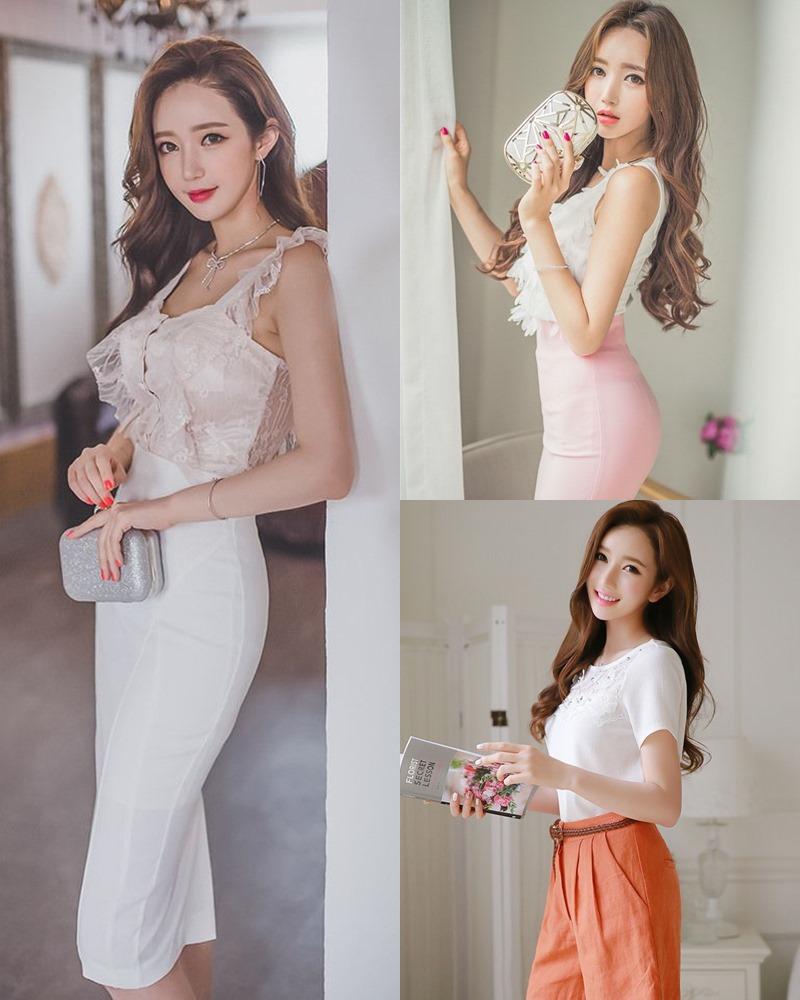 Lee Yeon Jeong - Indoor Photoshoot Collection - Korean fashion model - Part 1