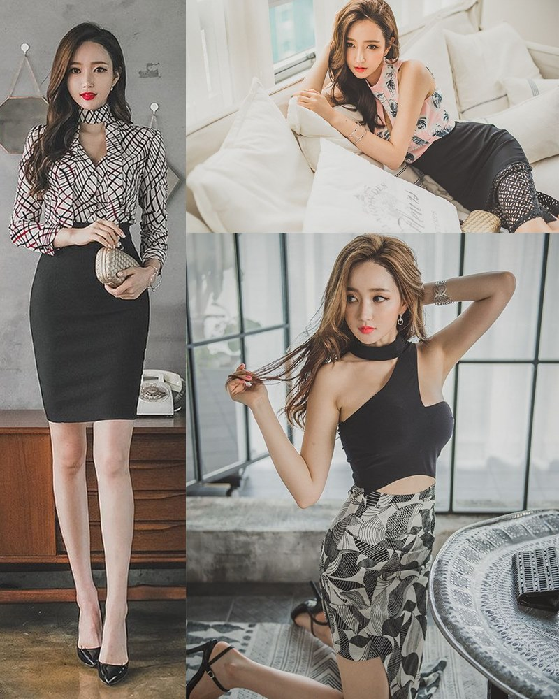 Lee Yeon Jeong - Indoor Photoshoot Collection - Korean fashion model - Part 10
