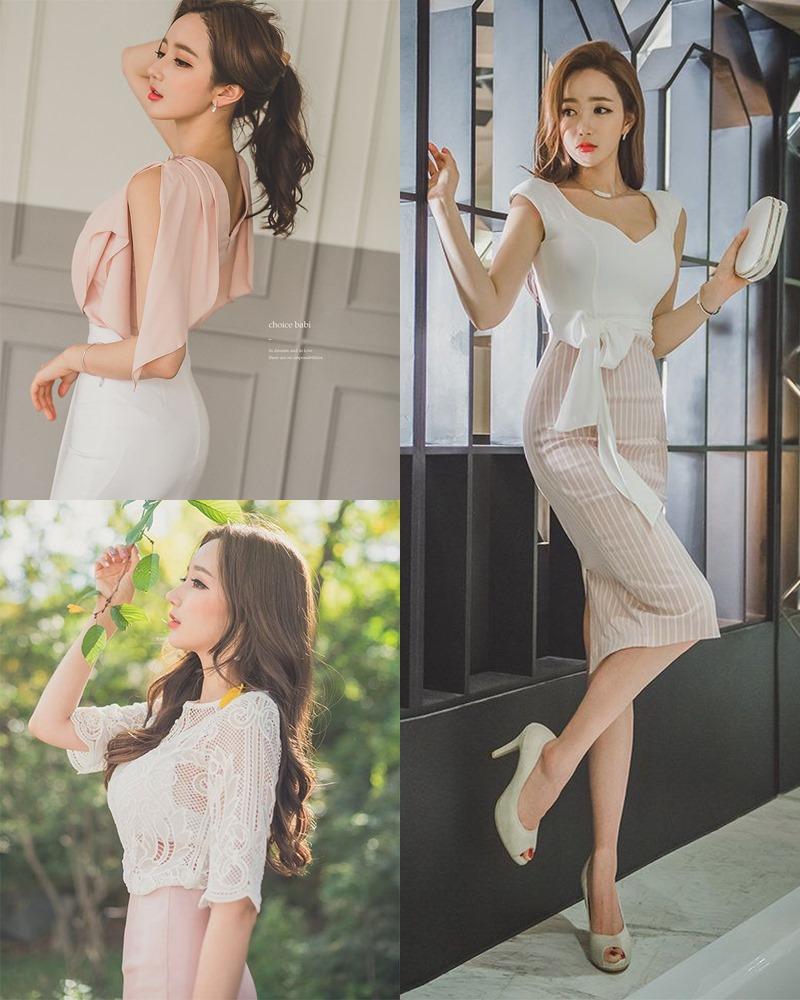 Lee Yeon Jeong - Indoor Photoshoot Collection - Korean fashion model - Part 2