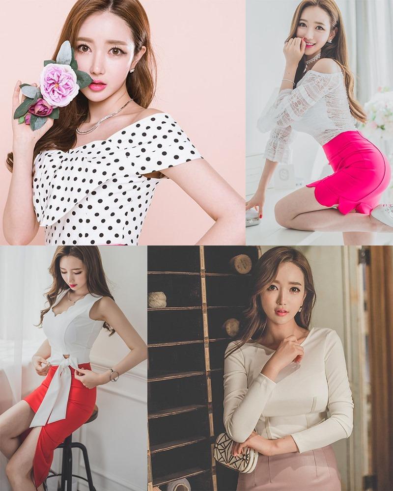 Lee Yeon Jeong - Indoor Photoshoot Collection - Korean fashion model - Part 4