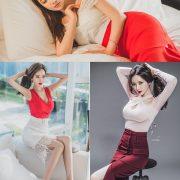 Lee Yeon Jeong - Indoor Photoshoot Collection - Korean fashion model - Part 6