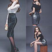 Lee Yeon Jeong - Indoor Photoshoot Collection - Korean fashion model - Part 8