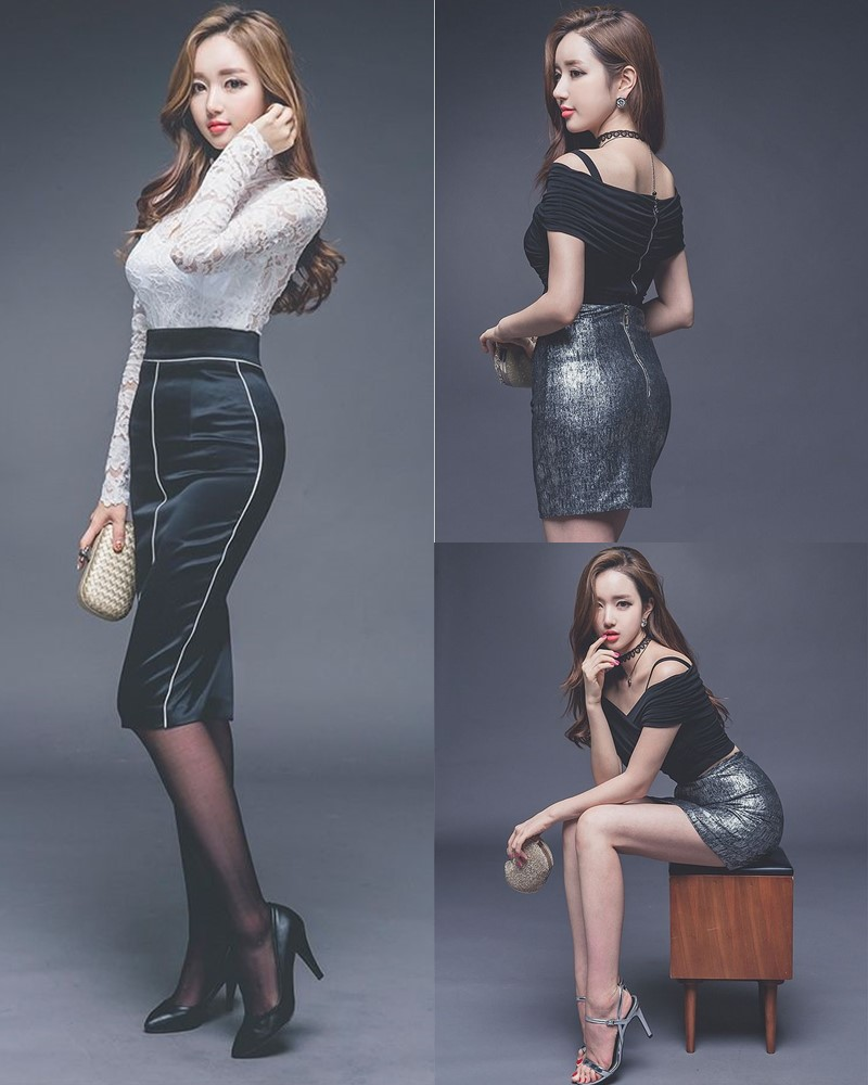 Lee Yeon Jeong - Indoor Photoshoot Collection - Korean fashion model - Part 8