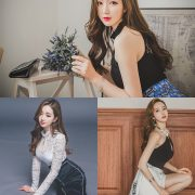 Lee Yeon Jeong - Indoor Photoshoot Collection - Korean fashion model - Part 9