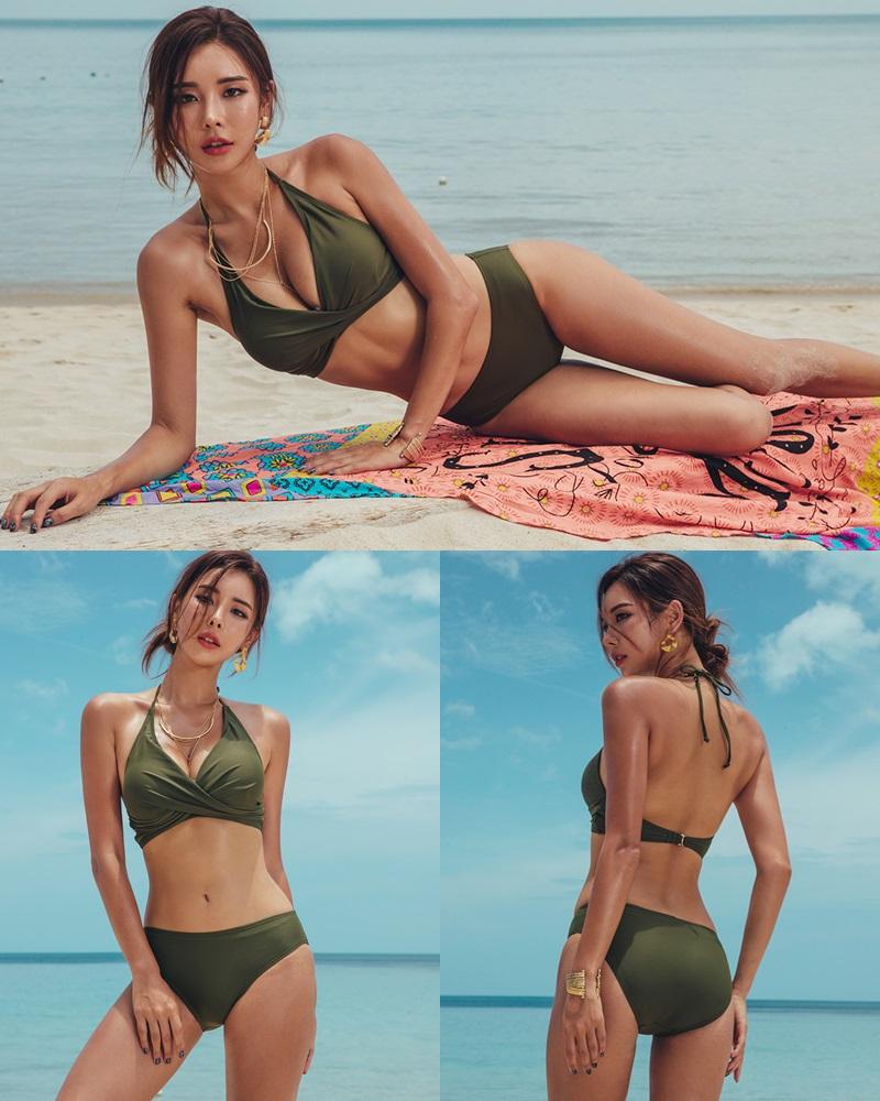 Park Da Hyun - Le Monde Bikini - Korean model and fashion