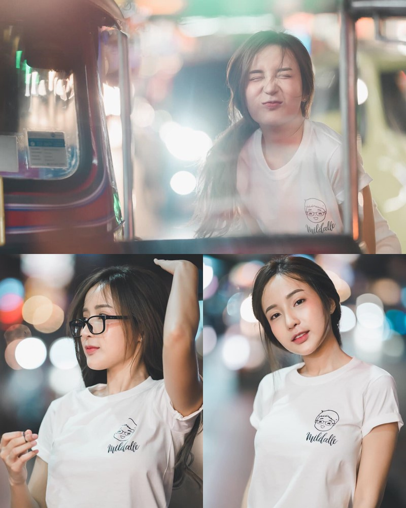 Thailand Hot Girl - Thanyarat Charoenpornkittada - Bustling City Tours - TruePic.net