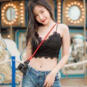 Thailand Hot Girl - Thanyarat Charoenpornkittada - My Memory Childhood Park - TruePic.net