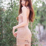Thailand angel model Sasi Ngiunwan - Beauty portrait photoshoot