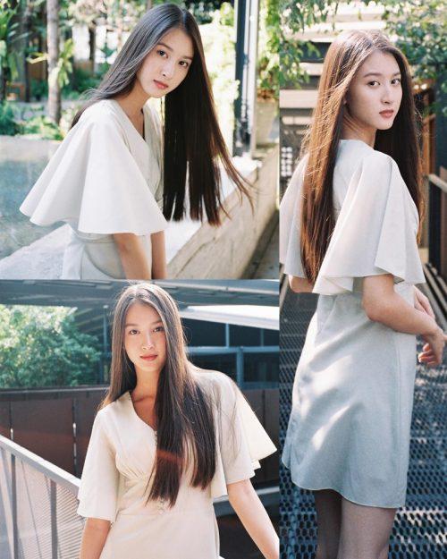 Thailand beaufiful model View Benyapa - Women's beauty by film photography