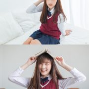Thailand cute model Emma Panisara - Emma back to school- Photo by จิตรทิวัส จั่นระยับ