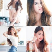 Thailand cute model Supansa Yoopradit (Lorpor) - Lovely smile girl