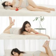 Thailand model Irine Palanichaya - The beautiful girl and Red poison apple