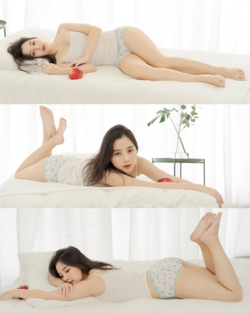 Thailand model Irine Palanichaya - The beautiful girl and Red poison apple