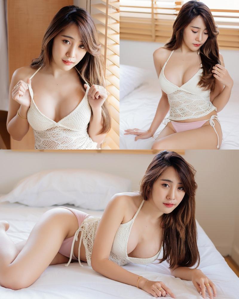 Thailand model Suneta Ngachalvy so sexy with album Bring me a Donut