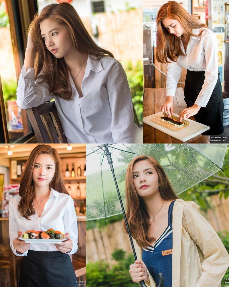 Thailand pretty girl Aintoaon Nantawong - Photo album Don't Worry About Me