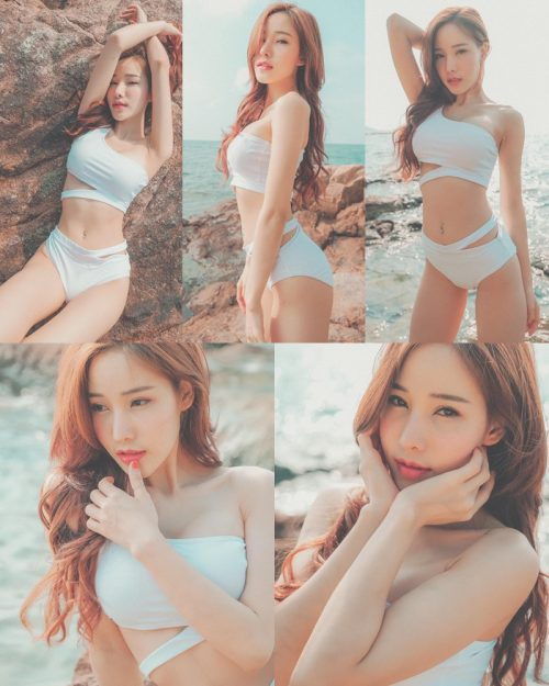 Thailand sexy model Arys Nam-in (Arysiacara) – The goddess of the sea - 2