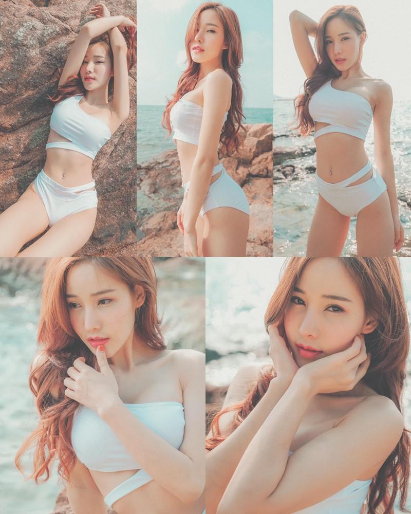 Thailand sexy model Arys Nam-in (Arysiacara) – The goddess of the sea - 2