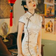 Vietnamese model Lan Huong - Lost in ShangHai - Photo by Killy Nguyen - TruePic.net