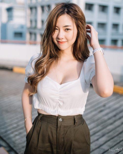 Image Hot Girl Thailand – Nilawan Iamchuasawad – Charming Smile - TruePic.net