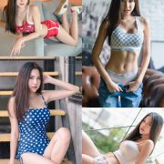 Image-Hot-Girl-Thailand-Phitchamol-Srijantanet-Sexy-Beauty-With-Sport-Bra-and-Monokini-TruePic.net