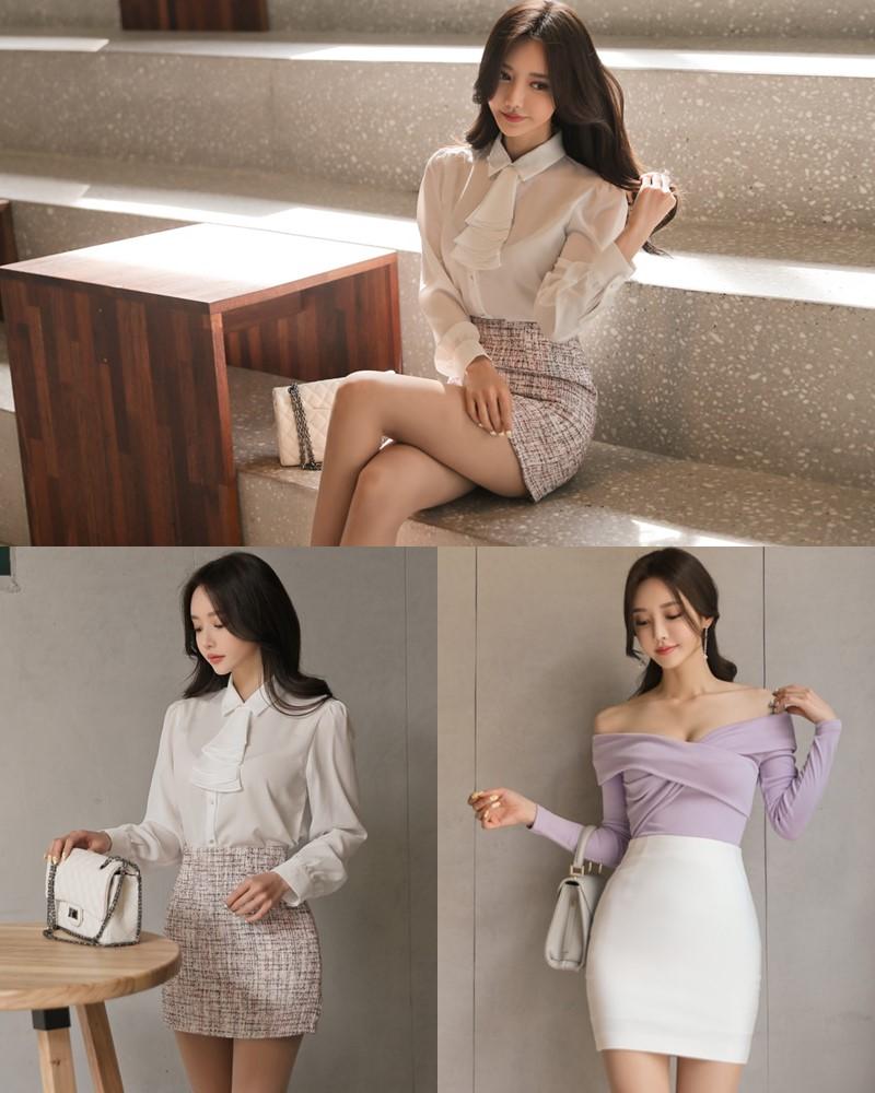 Image-Hot-Korean-Fashion-Model-Son-Yoon-Joo-She-So-Lovely-With-Miniskirt-TruePic.net