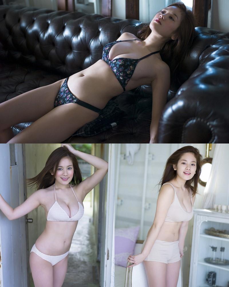 Image-Japanese-Gravure-Idol-Miwako Kakei-Sexy-Japanese-Angel-With-Hot-Body-TruePic.net