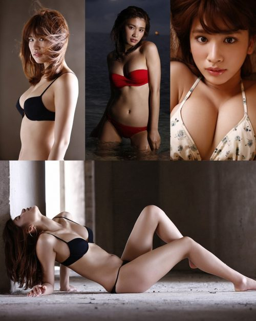 Image-Japanese-Model-Ikumi-Hisamatsu-19-Years-Old-Invincible-Selfish-Body-TruePic.net