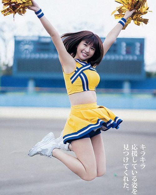 Image Japanese Model - QunQun - [Young Jump] 2020 No.01 - TruePic.net