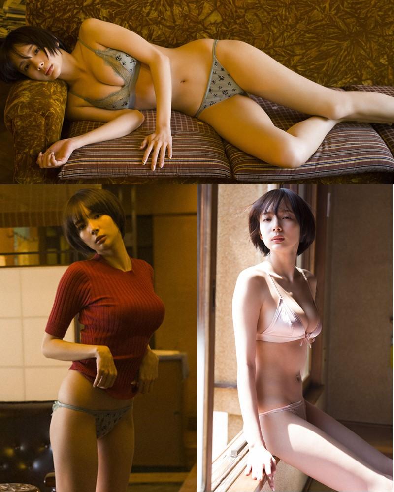 Image-Japanese-Model-Sayaka-Okada-What-To-Do-When-Its-Too-Hot-TruePic.net