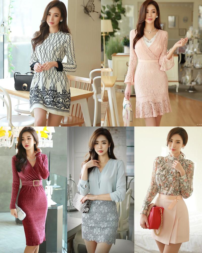 Image-Korean-Fashion-Model-Park-Da-Hyun-Office-Dress-Collection-TruePic.net