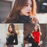 Image-Korean-Fashion-Model-Park-Soo-Yeon-Beautiful-Winter-Dress-Collection-TruePic.net