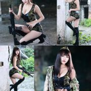 Image-Pretty-Taiwanese-Girl-林襄-Beautiful-And-Sexy-Warrior-Girl-TruePic.net
