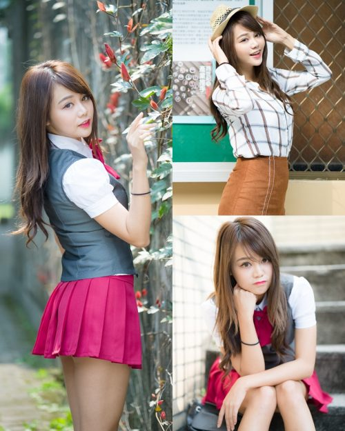 Image-Taiwan-Social-Celebrity-Sun-Hui-Tong-A-Day-as-Student-Girl-TruePic.net