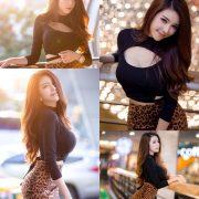 Image-Thailand-Hot-Model-Janet-Kanokwan-Saesim-Sexy-In-Black-And-Leopard-Fabric-TruePic.net