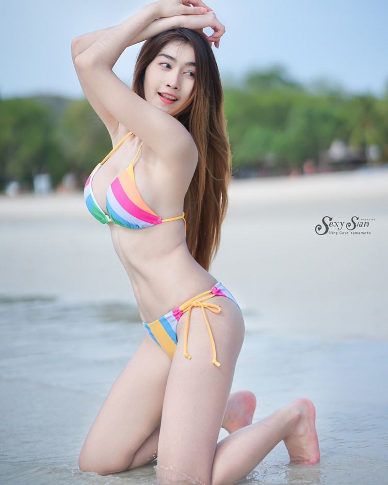Image-Thailand-Hot-Model-Nisa-Khamarat-Bikini-For-Songkran-Festival-TruePic.net